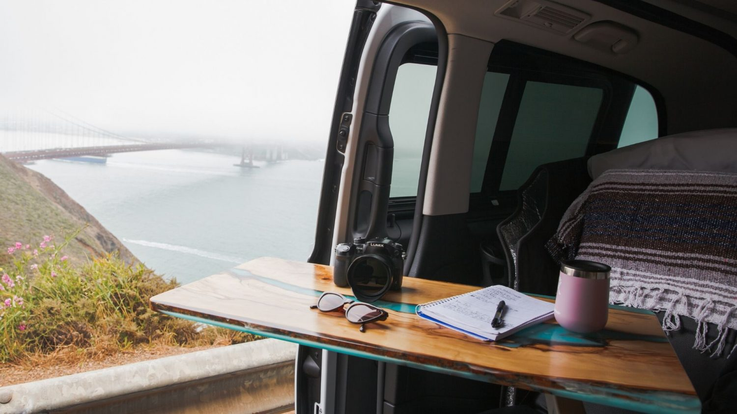 Finding the Right Company for a Camper Van Conversion