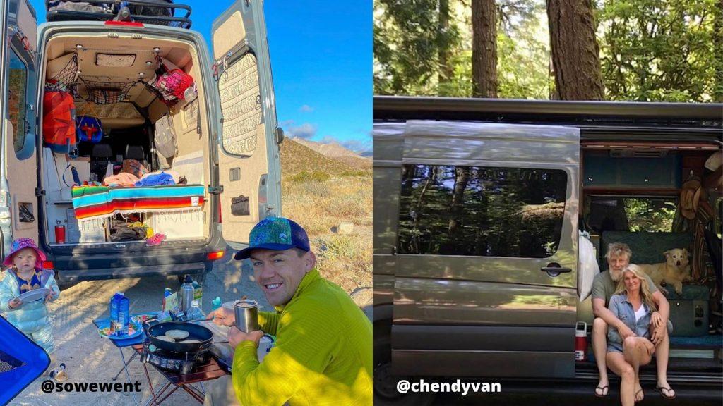 custom camper van conversions
