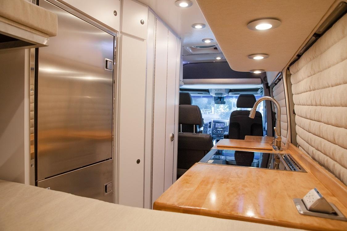 Sprinter Campervan Ashwin Automotive Designs And