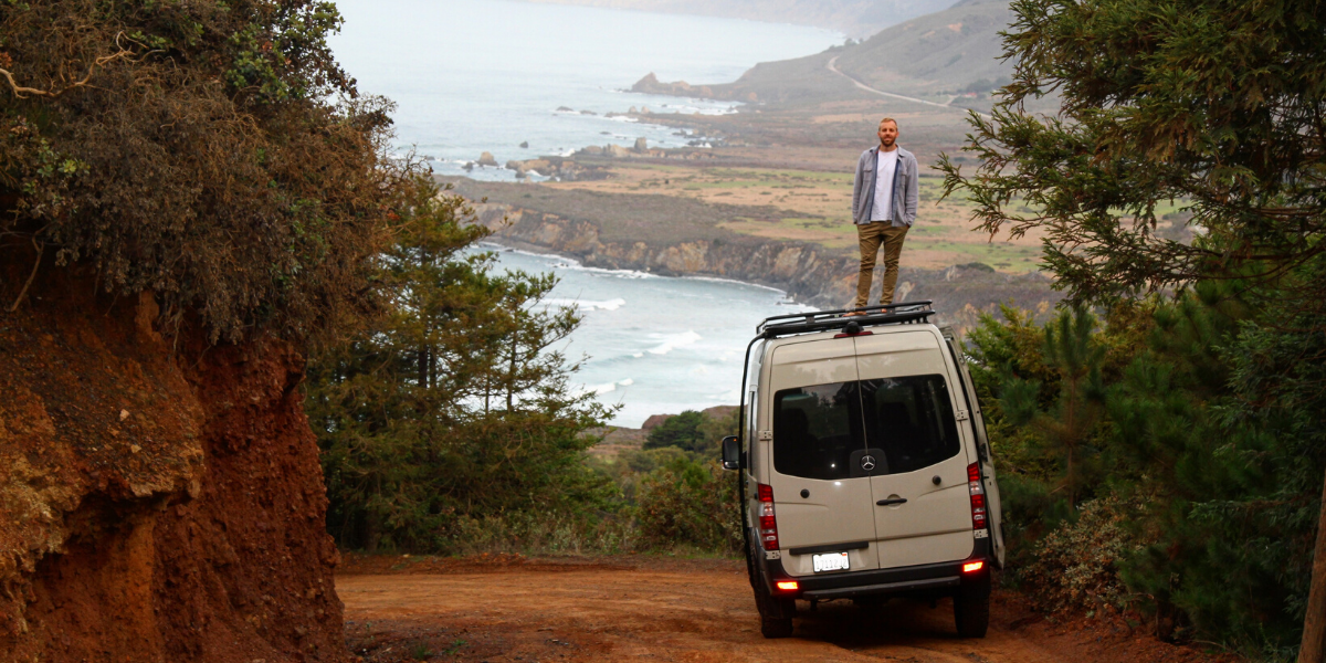 Best Places for a Van Road Trip