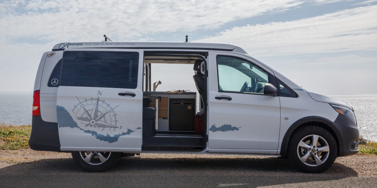 3 Reasons to Convert a Mercedes Metris Van