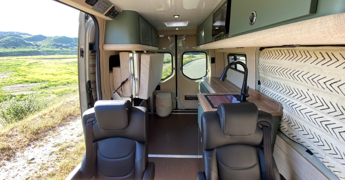 4 Things to Know Before Converting a Sprinter Camper Van