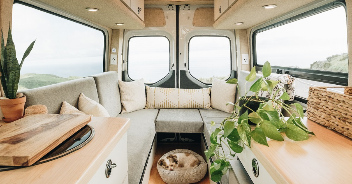 How to Finance A Van Conversion