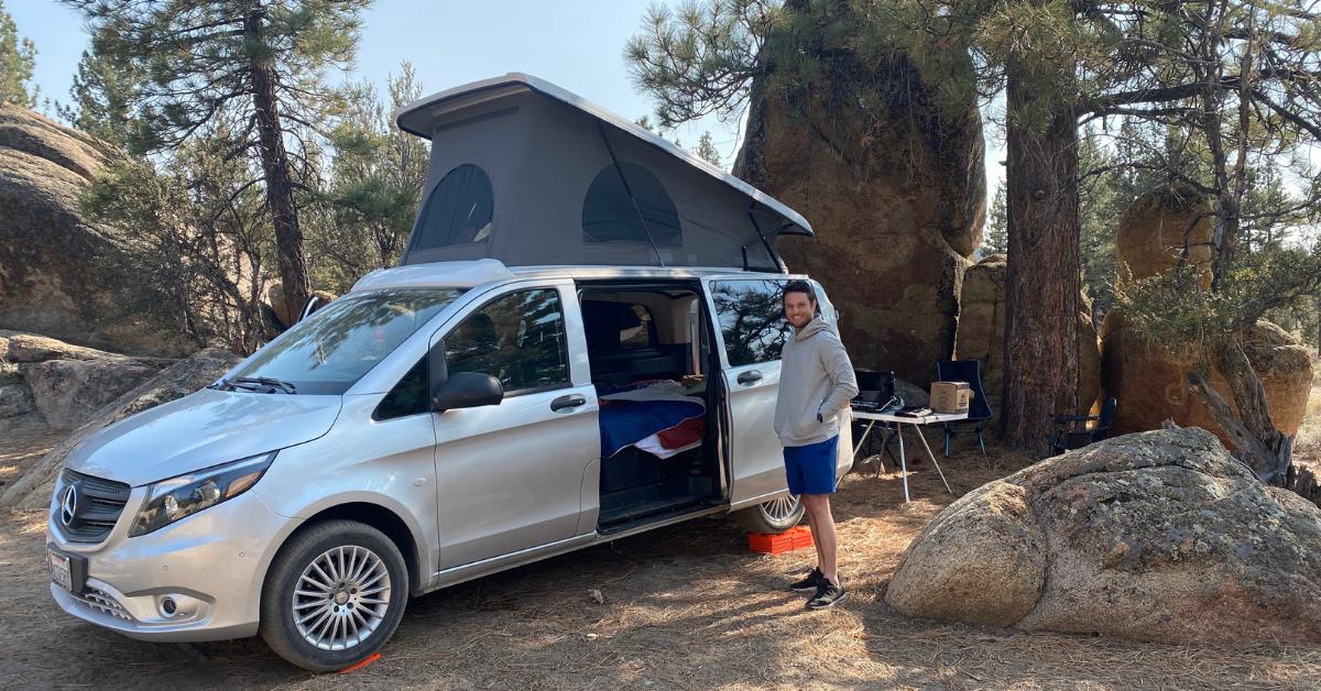 renting camper vans