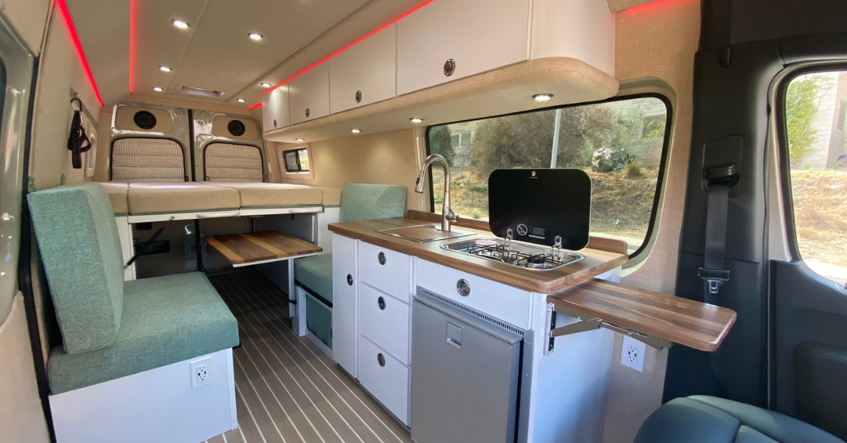 10 Things Every Camper Van Conversion Should Have