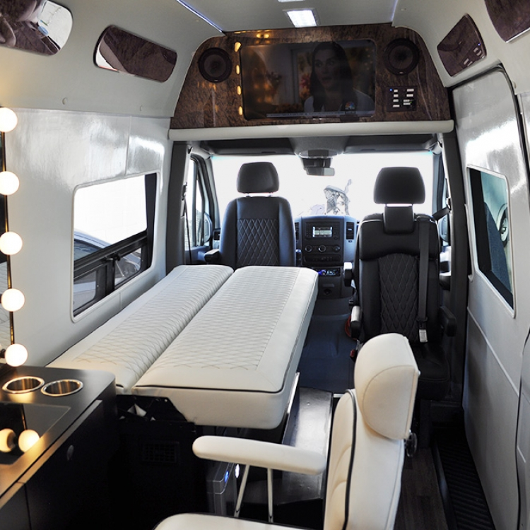 Mercedes Benz Sprinter >> Custom Project 12 - ADF Sprinters