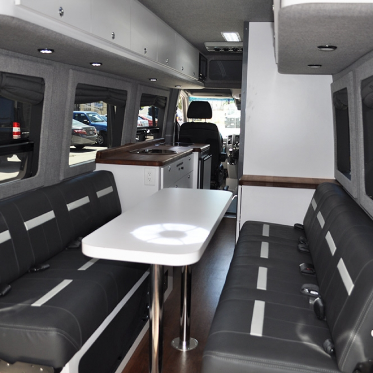 With A Built In Kitchenette Bathroom And Bed You Can Go Anywhere Maintain The Same Level Of Comfort As Your Own Home